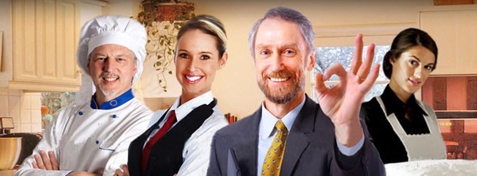 Найти работу в сфере домашнего персонала в агентстве Дом счастья